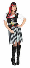 Piratessa Donna Pirata Pirati Lady Donna Sposa Del Pirata Costume Di Carnevale
