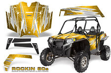 POLARIS RZR 900 XP 900XP & PRO ARMOR DOOR GRAPHICS KIT CREATORX ROCKIN 80s Y