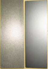 "NEW DIAMOND SHARPENING STONE - hone block - 2"" x 6"" double sided FINE + MEDIUM"