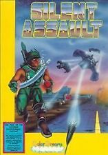 Silent Assault (Nintendo Entertainment System, 1990) GAME ONLY BLUE CART NES HQ