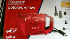 inflatable pump quickpump 12 v latest coleman