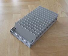 USM INOS DVD Einsatz 350 grau für Haller Ausziehtablar T350
