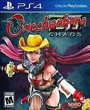 Onechanbara Z2 Z 2 Chaos RE-SEALED Sony PlayStation 4 PS PS4 GAME II