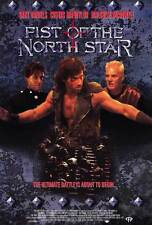 FIST OF THE NORTH STAR Movie POSTER 27x40 Gary Daniels Costas Mandylor