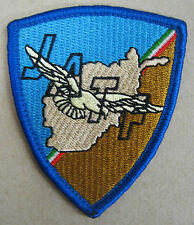 "Toppa/Patch Omerale Tuta Volo Stemma ""JATF - JOINT AIR TASK FORCE"" ISAF - HERAT"