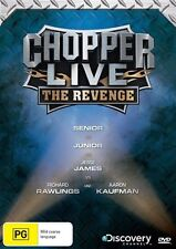 American Chopper Live - The Revenge (DVD, 2013)