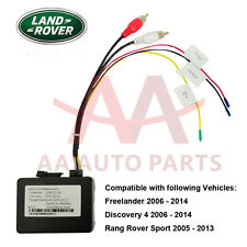 Land Rover Freelander Discovery Range Rover Sport MOST Aux Interface Kit