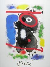 Joan Miro tete J poster Art Imprimé Image 60x80cm-LIVRAISON GRATUITE