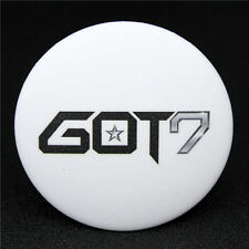 Fashion KPOP GOT7 Badge Brooch Chest Pin Souvenir Gift
