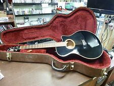 YAMAHA APX 6 Electric Acoustic Guitar with Hard Case