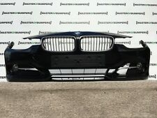 BMW 3 SERIES SPORT F30 F31 FRONT BUMPER IN BLACK FULLY COMPLETE GENUINE [B630]