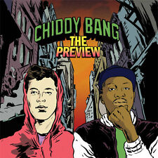 Chiddy Bang - The Preview    New VINYL in seal.  (Pharrell Williams)