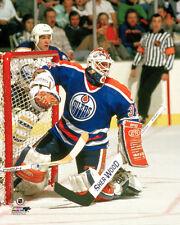 GRANT FUHR Edmonton Oilers NHL Hockey Classic c.1988 Premium POSTER Print