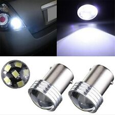 Auto Car LED Light Bulb Lamp 1156 BA15S P21W 6 SMD White Canbus Error 2016 New