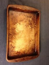 PAMPERED CHEF Family Heritage Stoneware Classics Collection COOKIE sheet 9x14