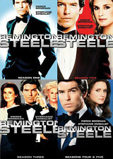 Remington Steele . Complete Series . Season 1 2 3 4 5 . Pierce Brosnan .. 17 DVD