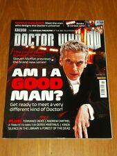 DOCTOR WHO MAGAZINE #476 SEPTEMBER 2014 BBC PANINI CAPALDI UK MAGAZINE