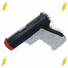 Electric Shock Gun Pistol Revolver Handgun Shocking Prank Trick Fun Toy Party
