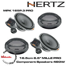 "Hertz MILLE MPK 165P.3 PRO - 16.5cm 6.5"" Car Component Speakers 460W Total Power"