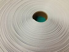 """10' Vinyl 1.5"""" Chair Strap Strapping Outdoor Patio Furniture Repair White 1 1/2"""""""