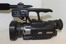 JVC ProHD gy-hm100e Full HD Camcorder professionale