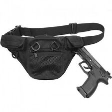 Waist pouch for concealed gun carry FALCO Holster Model 523