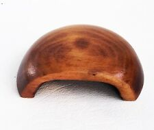 Cherry Antique Hardware Bin Pull Vintage Wood Drawer Pull Knob Maple Pine