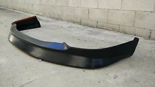 1998-2000 Honda Accord 4DR W Type Urethane Front Lip Air Dam
