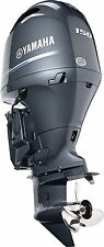 "F150XB New Yamaha 150 hp Outboard 4 Stroke 25"" shaft length 5 year warranty"