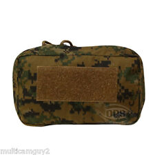 OPS /UR-TACTICAL E&E pouch in USMC WOODLAND MARPAT