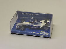 MInichamps Williams F1 BMW FW23 J P Montoya GP Win 2001 1:43 Scale  400 010126