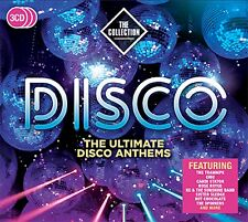 Disco The Collection - New 3CD Album - Pre Order - 5th May