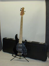 Music Man StingRay 5 5-string Electric Bass INCLUDES CASE & STRAP