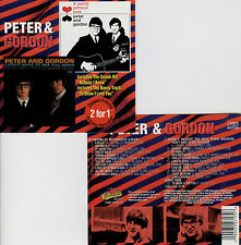 PETER & GORDON  a world without love + I don't want to see you again