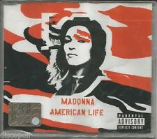 MADONNA - American life - CDs SINGOLO COVER RED SEALED