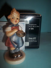 """""""From Me To You""""  M J HUMMEL GOEBEL#036  Mint in box w/ cert Exclusive 1995-96"""