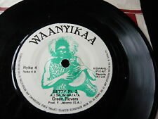"GREEN ROVERS..BETTY PT 1&2..AFRICAN KISWAHILI MUSIC..WAANYIKAA RECORDS 7"" 45RPM"