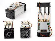 Bitmain Antminer S7 Bitcoin miner 4.73 TH / s used for testing with 2 PSU