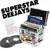 Superstar Deejays - 40 Huge Tracks From the Worlds Premier DJs (Audio CD) TB5