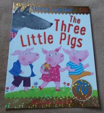 Childrens Book - Fairytale Phonics - The Three Little Pigs - Reading Together -