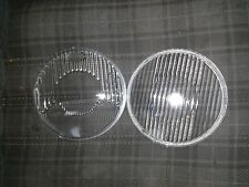 BMW E30 E32 E 34 headlights glass lens Complect for one headlight