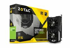 ZOTAC GeForce GTX 1050Ti OC Edition Pascal Series 128-bit 4gb GDDR5 Graphic Card
