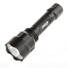C8 Cree XM-L T6 LED 1000 Lumens 5 Modes LED  Flashlight  Torch Lamp Light