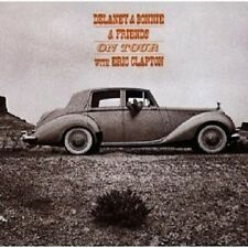 DELANEY & BONNIE - ON TOUR WITH ERIC CLAPTON CD POP NEU