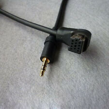 3.5mm AUX Audio Input Cable For PIONEER CD-RB10 RB20 iB100 iphone ipod