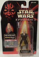 Star Wars: The Phantom Menace: Ki-adi-mundi cardadas Figura De Acción Hasbro