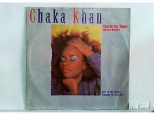 "CHAKA KHAN - THIS IS MY NIGHT- MAXI SINGLE 12"" - UK - 1984 - (MB/VG - MB/VG)"