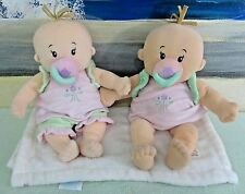 Lot of 2 Baby Stella Dolls with NUK/Pacifier L@@K
