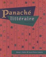 Panaché Littéraire by Jean-Pierre Cauvin and Mary J. Baker (1994, Mixed...