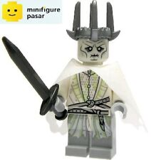 lor104 Lego The Hobbit LOTR 79015 - Witch-King Minifigure with Sword - New